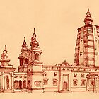 Vihara by Redilion