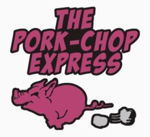 THE PORK CHOP EXPRESS by superedu
