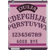 Ouija 4 iPad Case/Skin