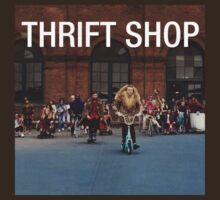 Thrift Shop - Macklemore by evenmorerice