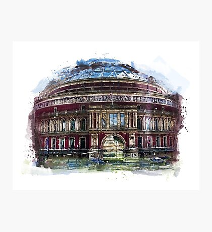 Royal Albert Hall - London Photographic Print