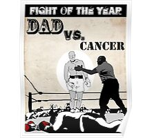 Dad Vs. Cancer Poster