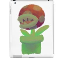Piranha Plant  iPad Case/Skin