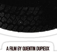 Rubber - A Film by Quentin Dupieux  Sticker