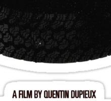 Rubber - A Film by Quentin Dupieux  Sticker