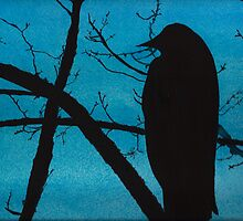 The Raven by Sally Griffin