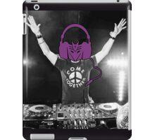 Dj Decepticon full iPad Case/Skin