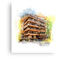 Athens architecture Metal Print