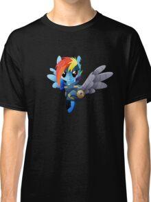 Warrior Rainbow Dash Classic T-Shirt