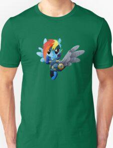 Warrior Rainbow Dash T-Shirt