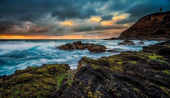 Cape Schanck by Lincoln Harrison