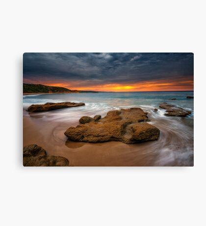Sunnymead Beach Canvas Print
