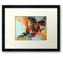 Prelude, featured in Artists Universe, Solo Exhibition Framed Print