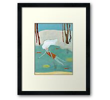 quilpo1 Framed Print