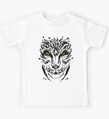 Tiger Ink Kids Tee