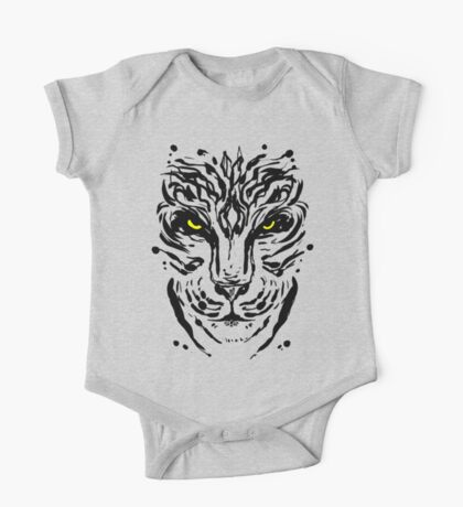 Tiger Ink One Piece - Short Sleeve