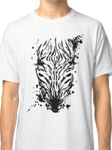 Zebra Ink Classic T-Shirt