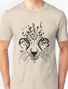 Cheetah Ink Unisex T-Shirt