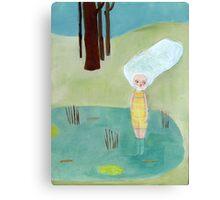 quilpo3 Canvas Print