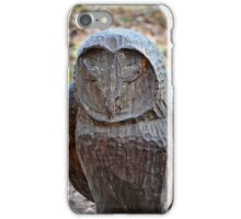 Lesser Spotted Wood Owl iPhone/iPod Case iPhone Case/Skin