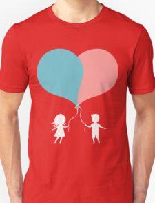 Sweethearts boy and girl T-Shirt