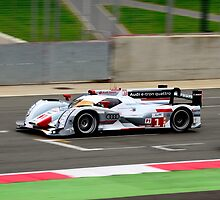 Audi Sport Team Joest No 1 by Willie Jackson