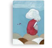 quilpo4 Canvas Print