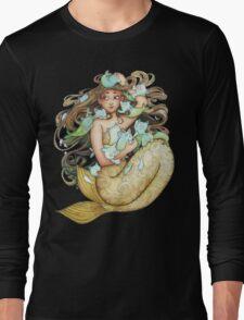 Mer Kittens Long Sleeve T-Shirt