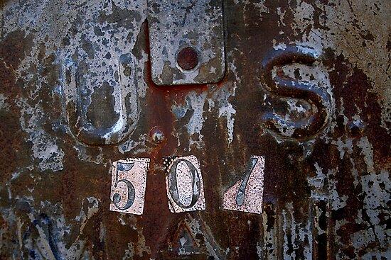 U S 507 by Peter Baglia