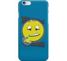 Slowpitch Softball Rocks iPhone Case/Skin
