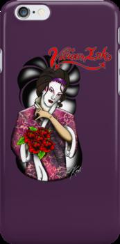 Geisha by TattooPaul