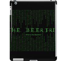 The Beertrix iPad Case/Skin