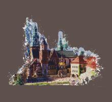 Wawel Castle Cracow One Piece - Short Sleeve