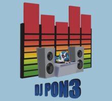 DJ PON3 Kids Clothes