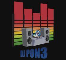 DJ PON3 by Trony13