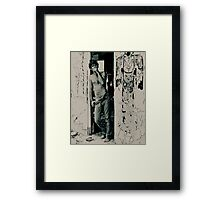 Cigarettes and Sex on Route 66 Framed Print