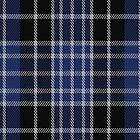 00009 Clark Clan Tartan Fabric Print Iphone Case by Detnecs2013