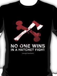 Hatchet Fight T-Shirt