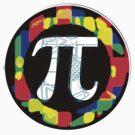Pi Day Symbol 1 by MudgeStudios