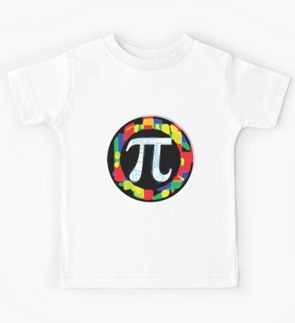 Pi Day Symbol 1 Kids Tee