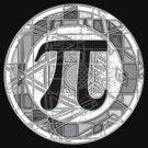 Pi Day Symbol 2 by MudgeStudios