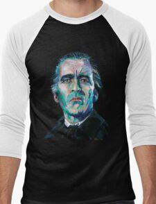 The Count - Christopher Lee Men's Baseball ¾ T-Shirt