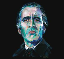 The Count - Christopher Lee T-Shirt