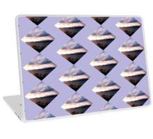 atmospheric dawn on canvas Laptop Skin