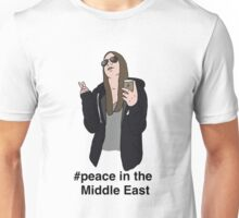 Peace in the Middle East Unisex T-Shirt