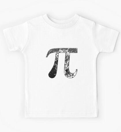 Pi Day Symbol 6 Kids Tee