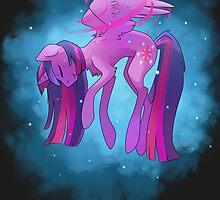 Twilight Sparkle - Metamorphasis by StickFigureQ