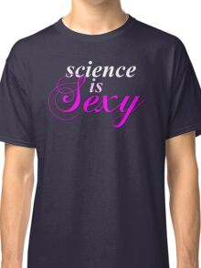 Science is Sexy (Ornate) Classic T-Shirt
