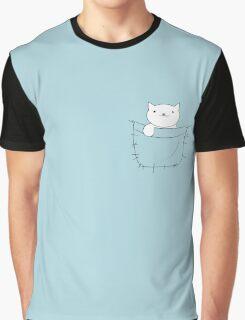 Kitty! ~ Snowball Graphic T-Shirt