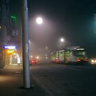Fog in the City by vagamundo